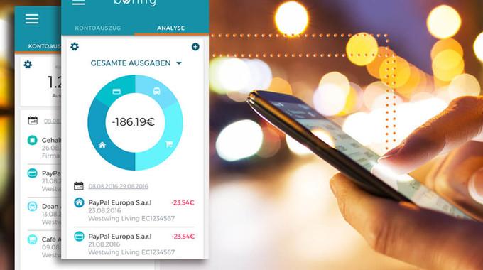 bonify Finanzmanager: Finanzmanagement Tool / App